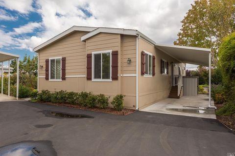 Petaluma, CA Mobile & Manufactured Homes for Sale - realtor.com®