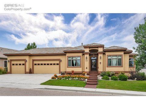 Homes For Sale Mariana Butte Loveland Colorado