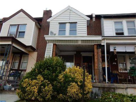 6533 N 20th St, Philadelphia, PA 19138