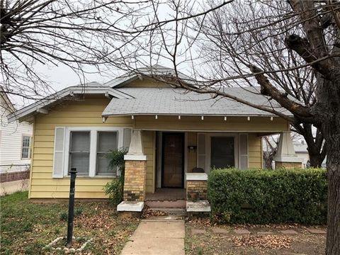 2218 Market Ave  Fort Worth  TX 76164. Fort Worth  TX 2 Bedroom Homes for Sale   realtor com