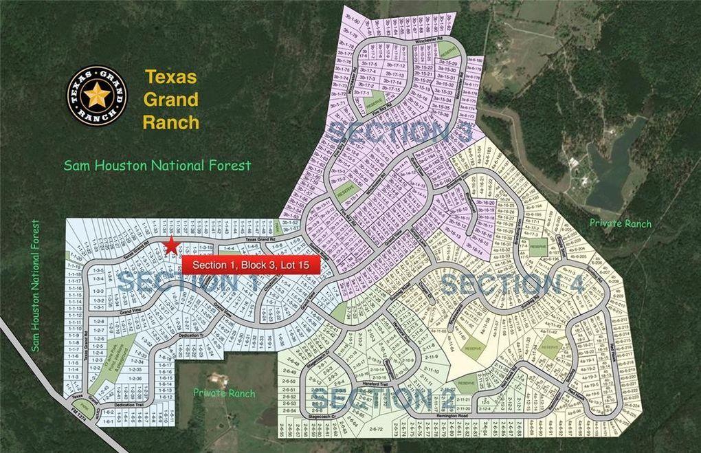 1-3-15 Texas Grand Rd, Huntsville, TX 77340