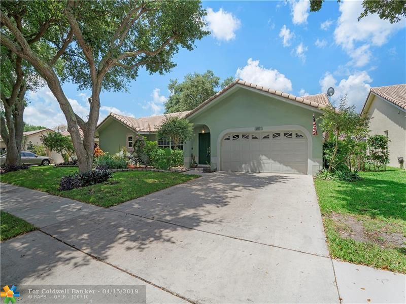 5871 Nw 40th Ln, Coconut Creek, FL 33073