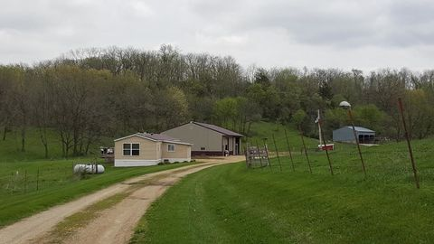 8316 Wilson Hill Rd, Mount Hope, WI 53816