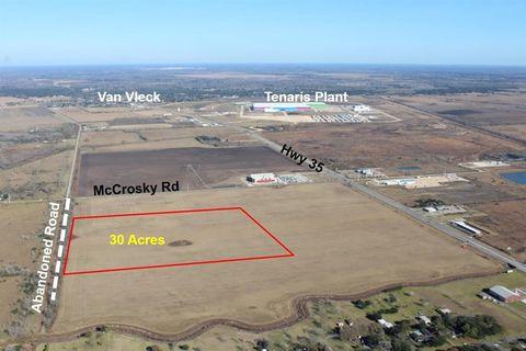 Mccrosky, Bay City, TX 77414