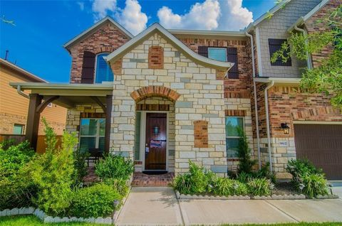 P O Of 9612 Live Creek Ln Pearland Tx 77584 House For Sale
