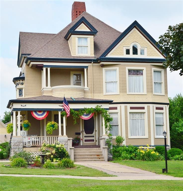 1890 Victorian In Vinton Iowa