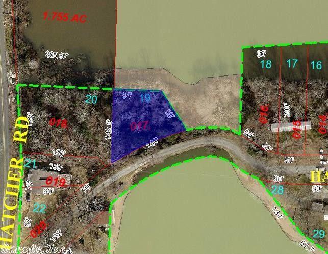 8332 Hatcher Lake Rd, Sherwood, AR 72120 - realtor com®