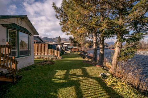 Superb Waterfront Homes For Sale In Monitor Wa Realtor Com Download Free Architecture Designs Terstmadebymaigaardcom