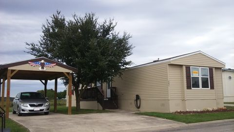 Saddlebrook Mobile Home Park San Marcos Tx Real Estate Homes For