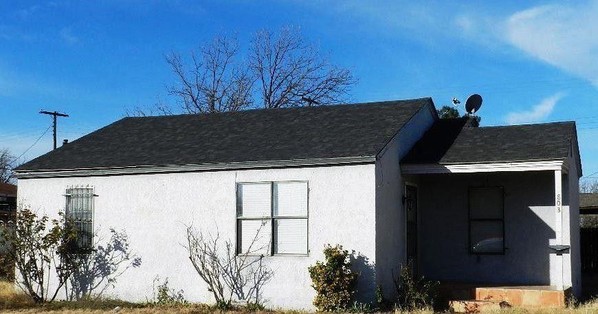 803 N Kansas St, Fort Stockton, TX 79735