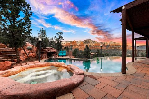 Photo of 360 Vista Grande Ct, Sedona, AZ 86336