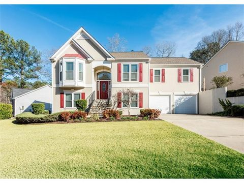 1155 Cool Springs Dr Nw Kennesaw GA 30144