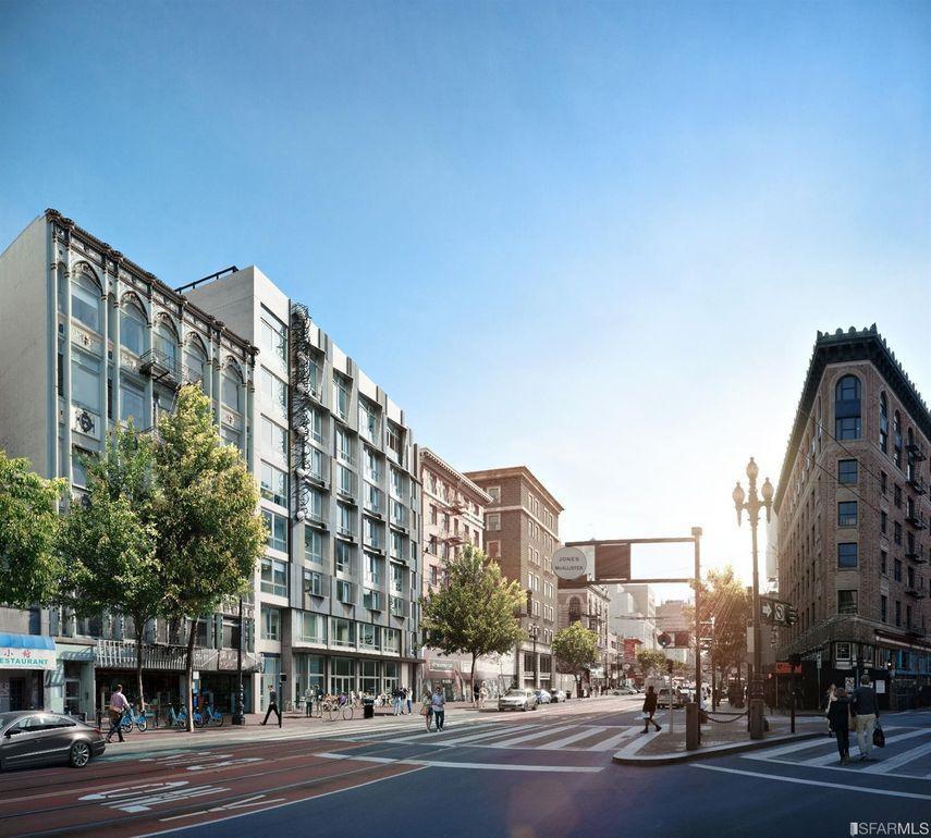 Real Estate Rentals San Francisco: 1075 Market St Unit 510, San Francisco, CA 94103