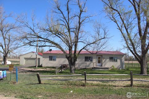 Photo of 33145 County Rd W, Hillrose, CO 80733
