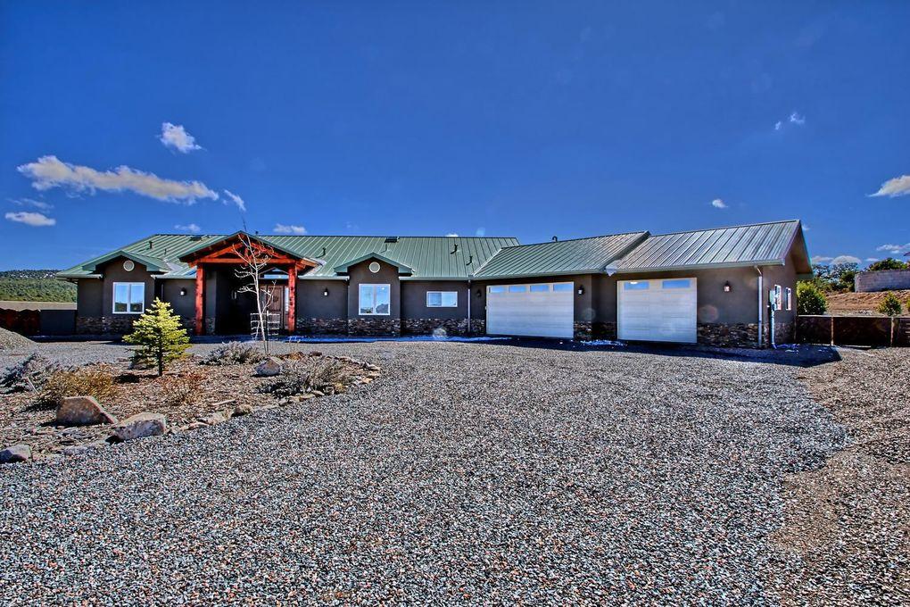 10 Mustang Mesa Trl, Tijeras, NM 87059