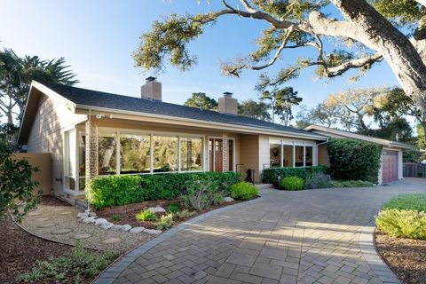 2972 Crescent Rd Pebble Beach Ca 93953 House For