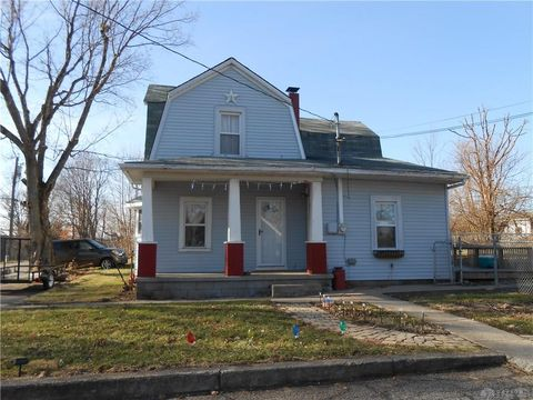 162 Maple St, West Elkton, OH 45070