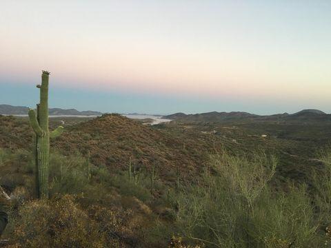 N Castle Hot Springs 10 Acres Rd Lot, Morristown, AZ 85342