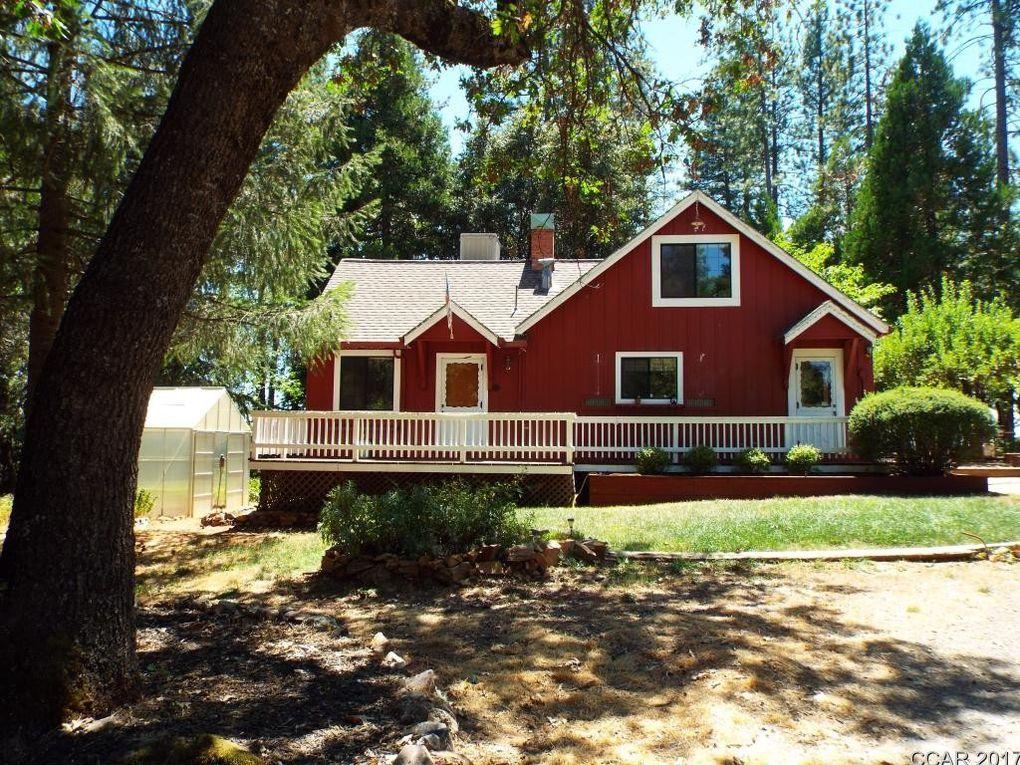 Hathaway pines california