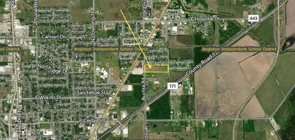 1400 S Buchta Rd, Angleton, TX 77515 - Recently Sold Land ... City Of Angleton Texas Map on map whitehouse texas, angleton county texas, mammp angleton texas, map of new york, map of san antonio, texas map katy texas, map of zip code 77566,
