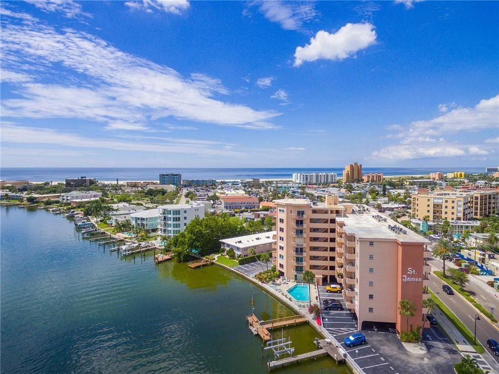 285 107th Ave Apt 606 Treasure Island FL realtor