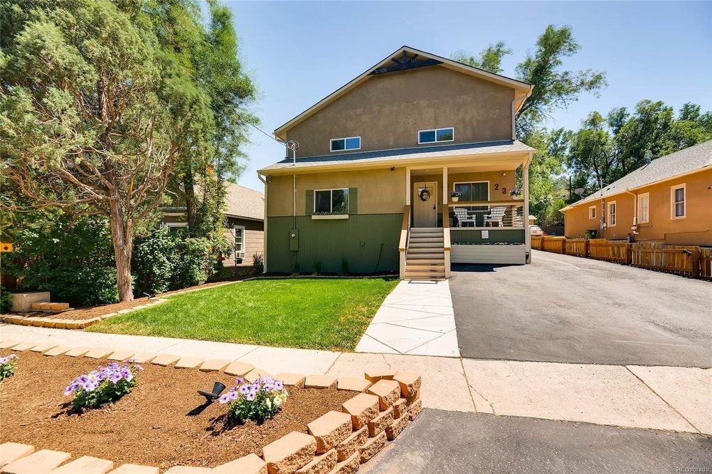23 W Brookside St Colorado Springs Co 80905 Realtor Com