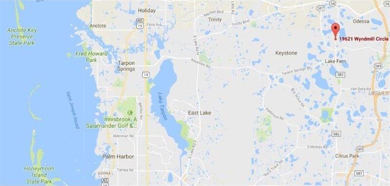 Odessa Florida Map.19621 Wyndmill Cir Odessa Fl 33556 Realtor Com