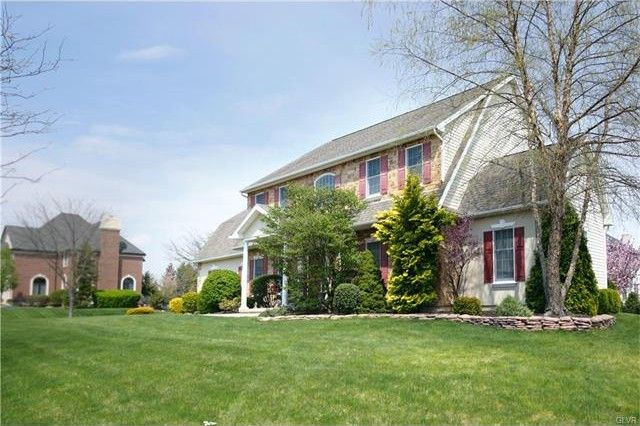 19 central dr easton pa 18045 for Home builders central pa