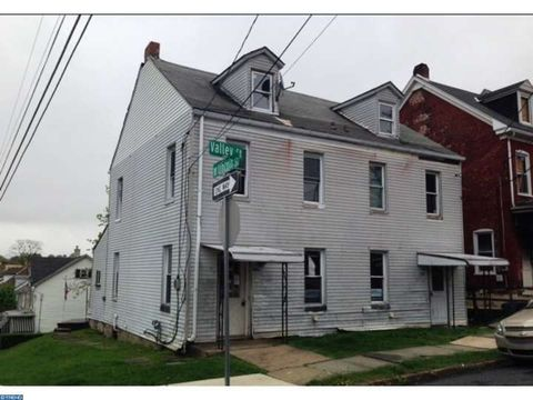 600 602 Valley St, Easton, PA 18042
