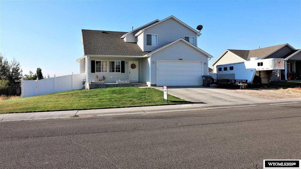 3500 White Mountain Blvd, Rock Springs, WY 82901
