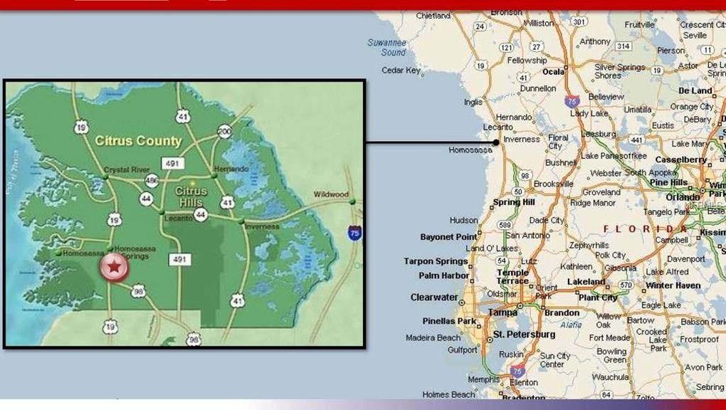 Homosassa Florida Map.7047 S Suncoast Blvd Homosassa Fl 34446 Realtor Com