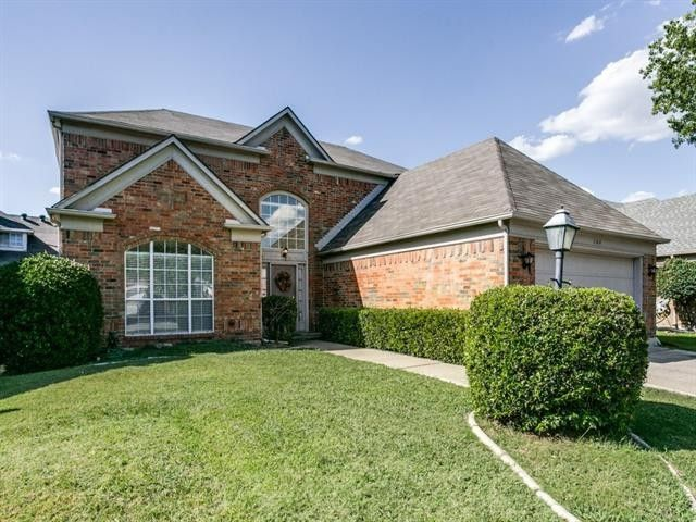 124 browning ln grand prairie tx 75052 home for sale and real estate listing. Black Bedroom Furniture Sets. Home Design Ideas
