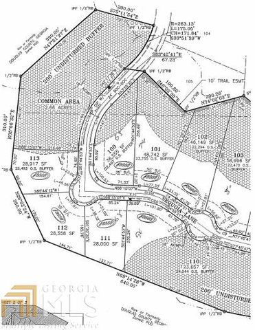 Peachtree City Ga Land For Sale Real Estate