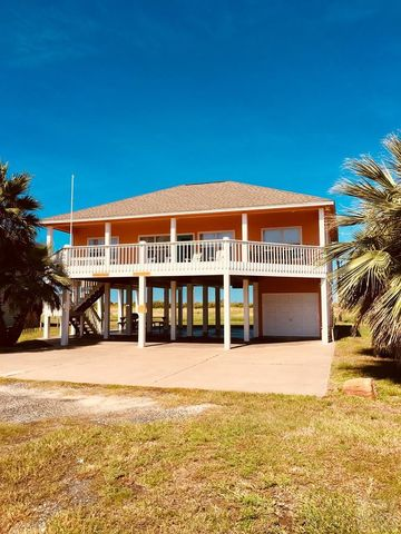 3233 Castle, Crystal Beach, TX 77573