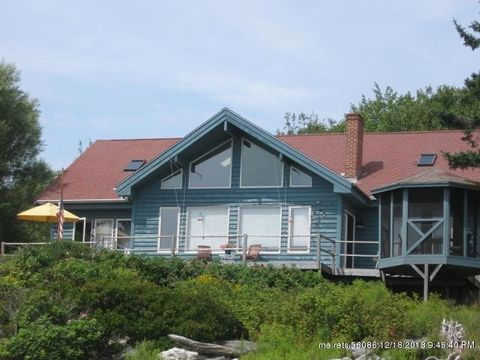 124 Mc Farland S Rd Bristol Me 04554 House For