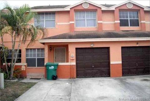 19753 Nw 34th Ave Miami Gardens FL 33056