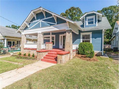 1237 Lucile Ave Sw Atlanta GA 30310