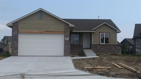New. 1667 S Lynnrae Ct, Wichita, KS 67207