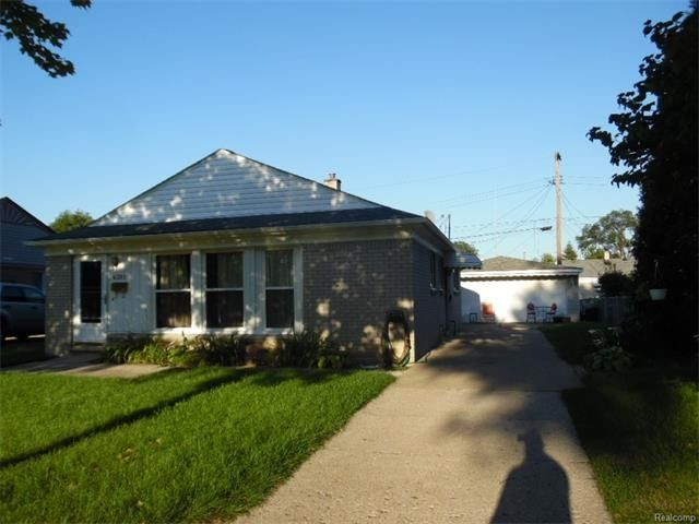 4301 16th st wyandotte mi 48192 home for sale real