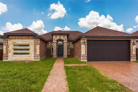 La Hacienda Estates Subdivision, Alamo, TX New Homes for