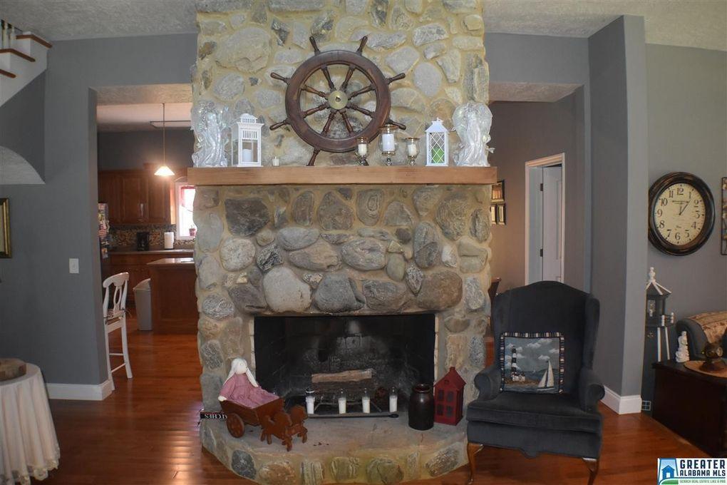 Fireplace Design anniston fireplace : 54 Pettus Dr, Anniston, AL 36207 - realtor.com®
