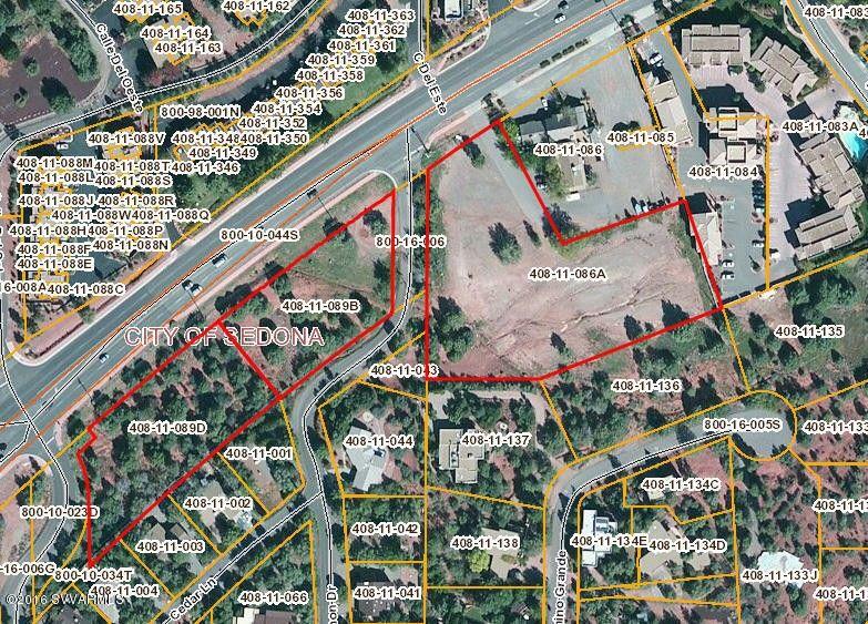 Map Of 89a Arizona.3285 3385 W State Route 89 A Sedona Az 86336 Realtor Com