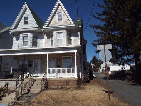 frackville pa single family homes for sale