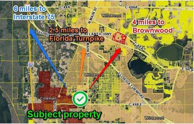Wildwood Florida Map.3301 Ne 31st Ter Wildwood Fl 34785 Realtor Com