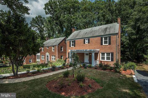 Hillcrest Washington Dc Real Estate Amp Homes For Sale