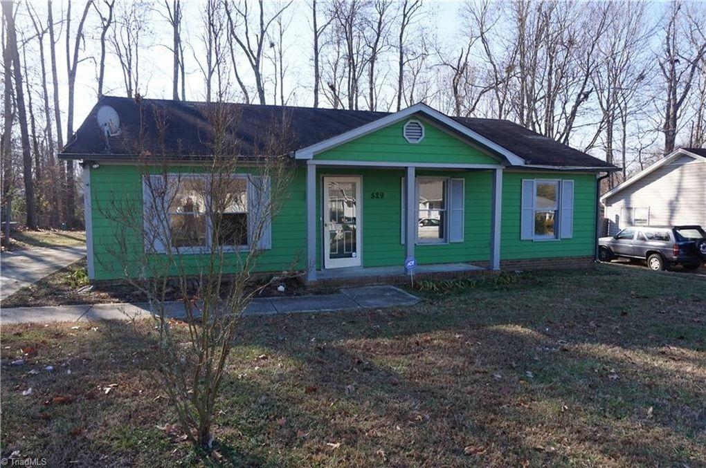 529 Apple Ridge Rd, Greensboro, NC 27406