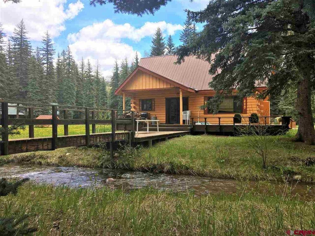 22 ponderosa homes dr vallecito lake bayfield co 81122 for Ponderosa cabins california