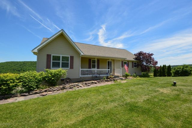 312 thurston hollow rd tunkhannock pa 18657 home for sale and real estate listing