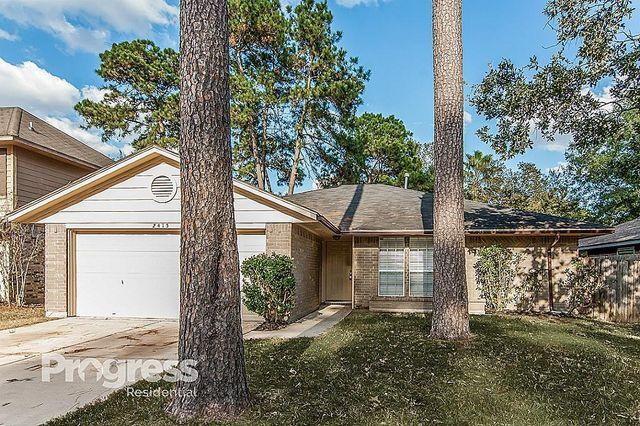 Pine Trails Apartments Houston Tx