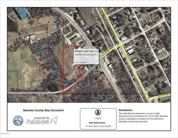 Stanwood Michigan Map.4 Jefferson St E Stanwood Mi 49346 Realtor Com